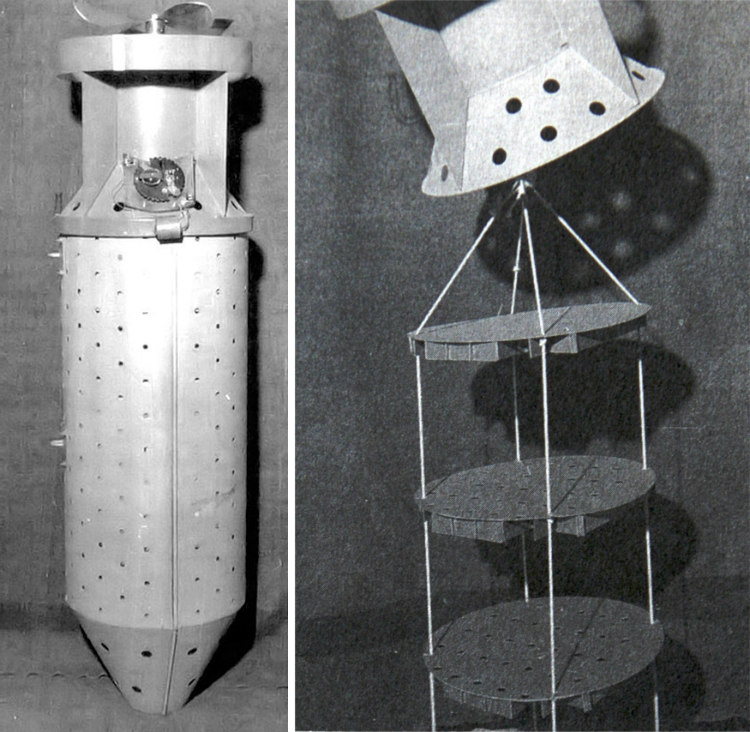 Development of Bat Bombs