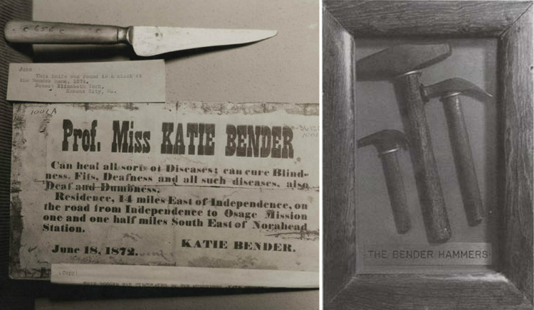 Kate's Healer Advertisement and the Weapons of Murder