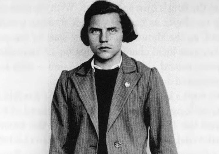 Dora Ratjen Dressed in Women's Clothes