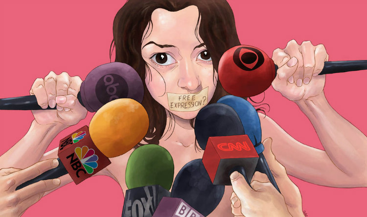 Free Expression by Luis Quiles