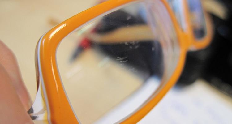 Scratch Resistant Glasses