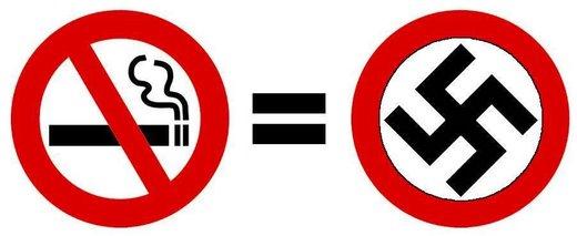 anti-smoking nazis