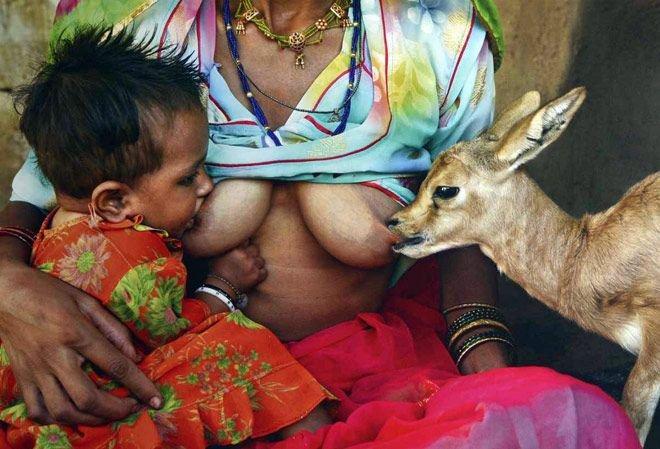 Bishnoi mother