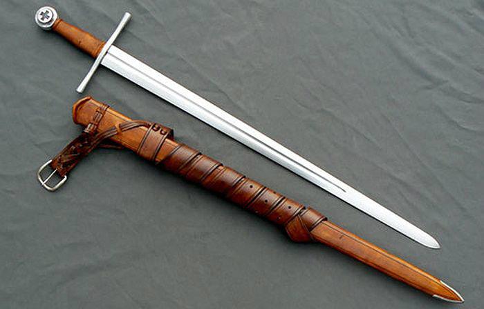 British long sword