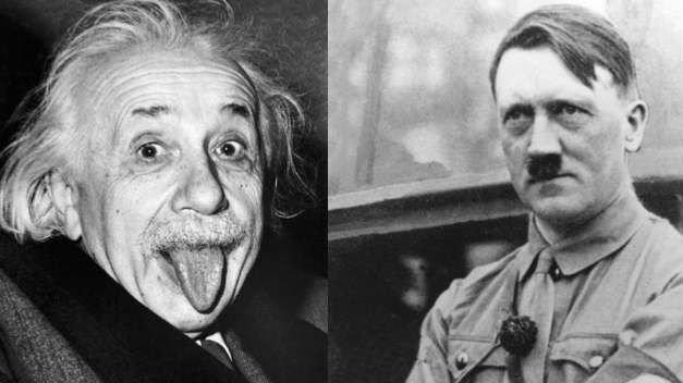 Einstein-Hitler