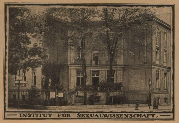 Institute of Sex Research