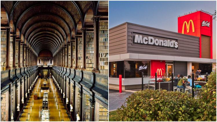 Library McDonald