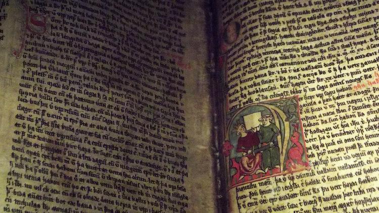 Old Norse Script