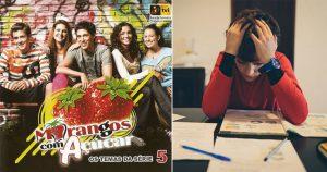 Strawberries With Sugar Virus