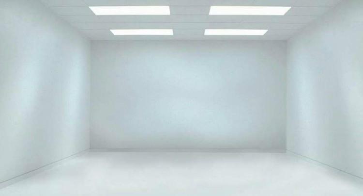 White torture room