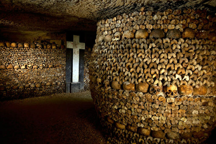 Catacombs of Paris Accessible to Public