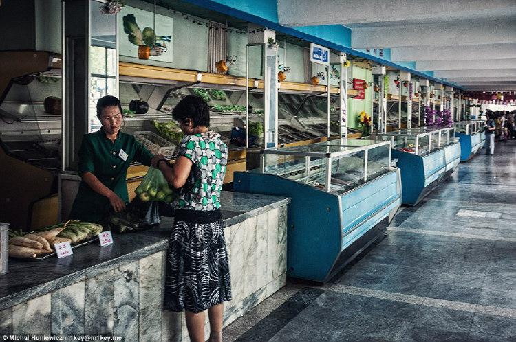 North Korean Store