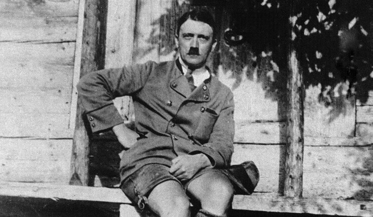 Adolf Hitler Mirco Penis