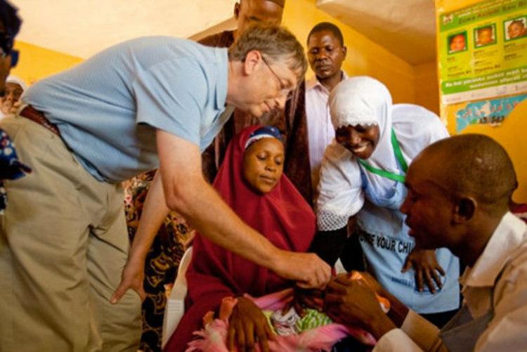 Bill Gates Charity