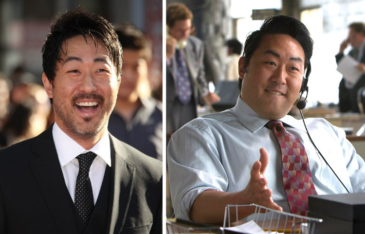 Kenneth Choi as Chester Ming