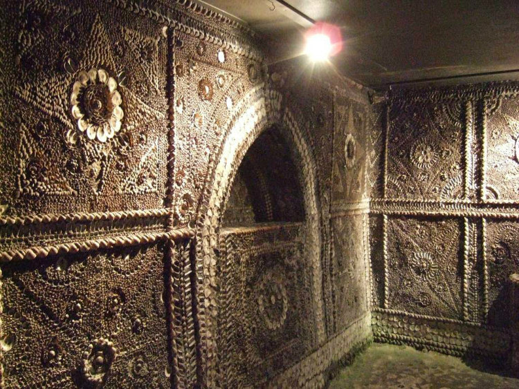 Margate Shell Grotto