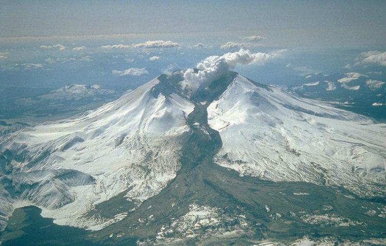 Nevado del Ruiz Volcano