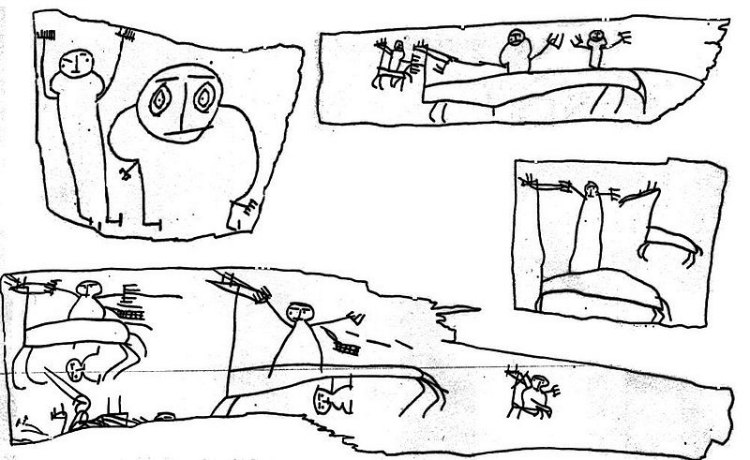 Onfim's Drawings