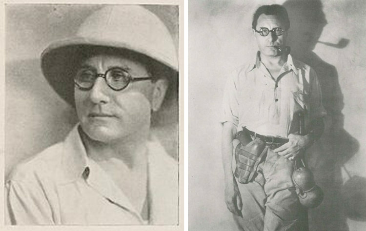 Robert B. Stacy-Judd