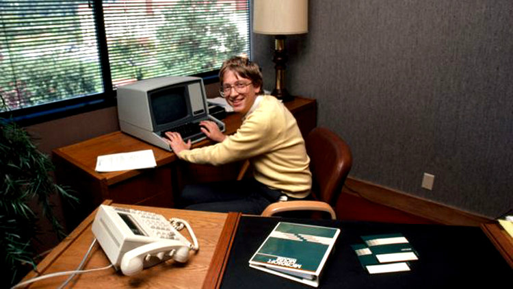 a biography of william henry gates the founder of microsoft Bill gates was born william henry gates in seattle, washington, on october 28, 1955, to a high-spirited family with a history of entrepreneurship.