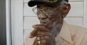 oldest war veteran