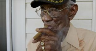 oldest war veteran