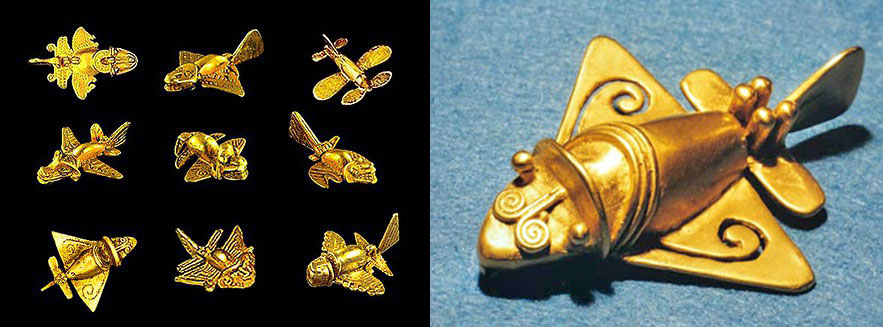 Quimbaya Artifacts
