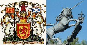 Unicorn scotland