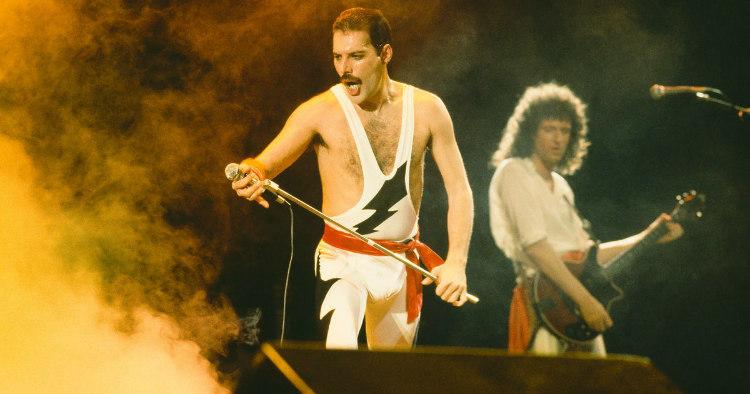 Freddie MercuryFreddie Mercury