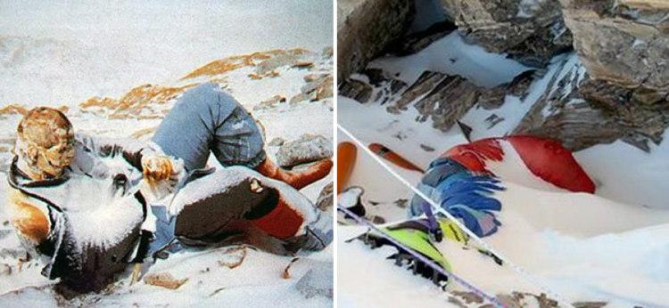 Mount Everest Dead Bodies