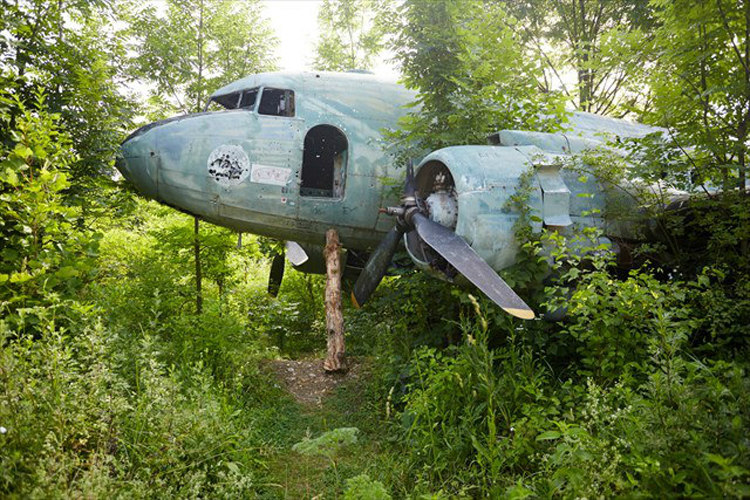 Zeljava Aircraft