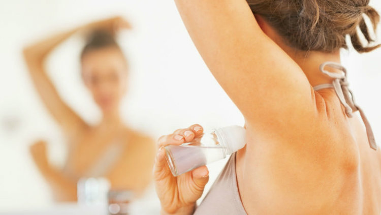 Deodorants and antiperspirant