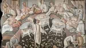 Romans food