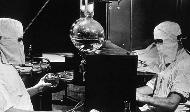 Poison laboratory