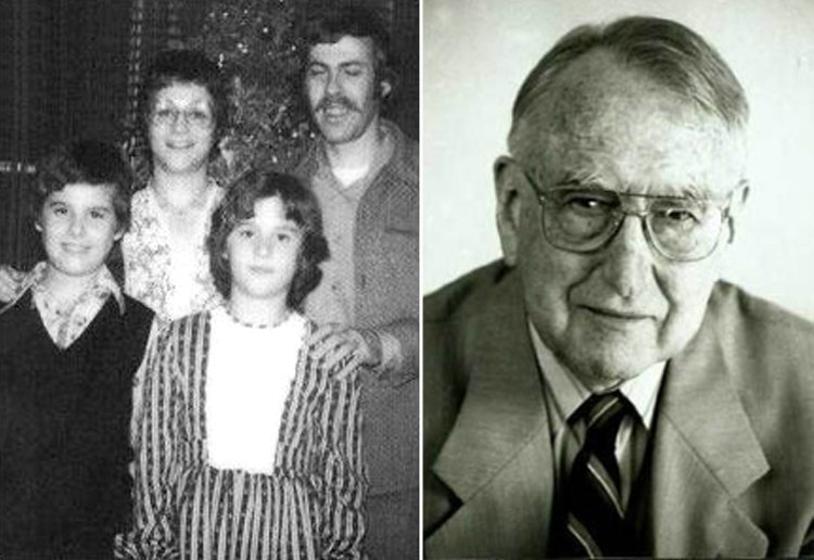 David Reimer's Family and John Money