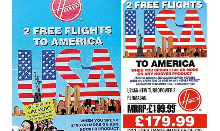 Hoover Airline Tickets