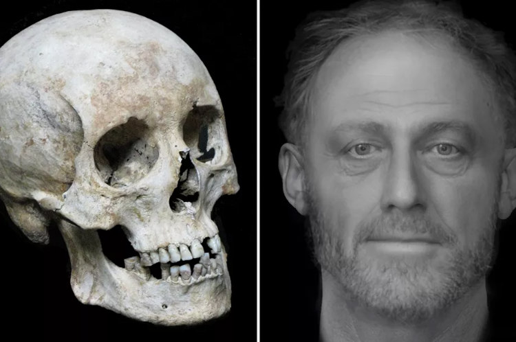 The Skull and Face of Context 958