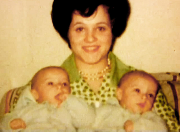 Twin Reimers and Mother Janet