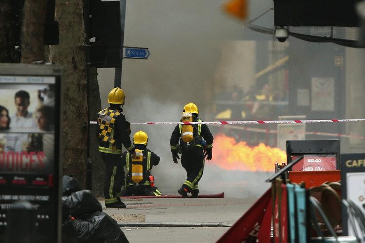 Holborn Fire