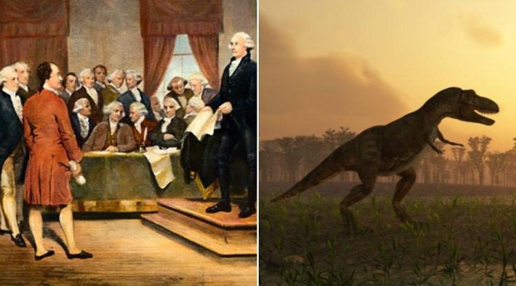 Dino-fathers