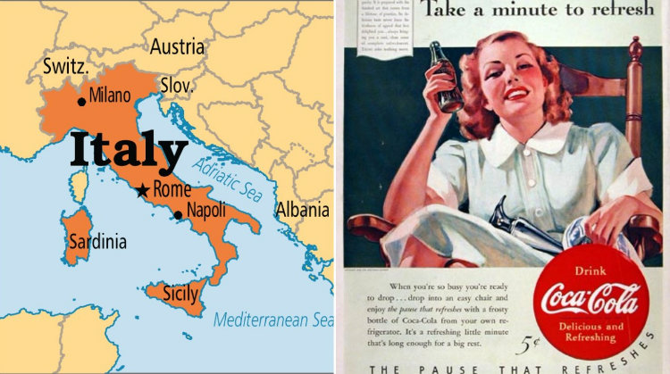 Coke-Italy