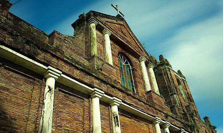 Church of of Nueva Segovia