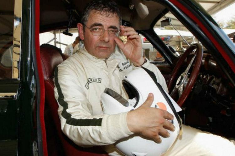 Rowan Atkinson's Cars