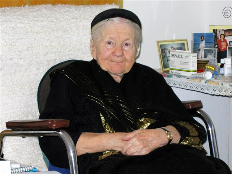 Irena Sendler, Later Life
