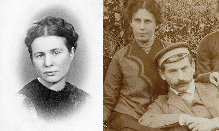 Irena Sendler and Her Parents