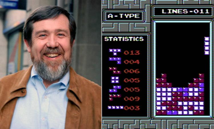 Alexey Pajitnov and Tetris