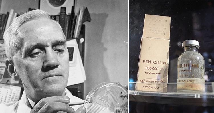 Dr. Alexander Fleming, Penicillin