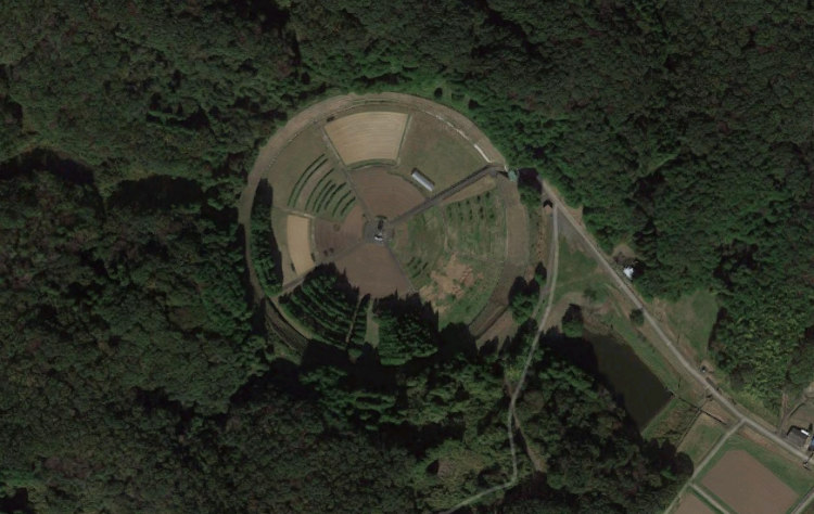 Gamma Field, Hitachiōmiya, Japan