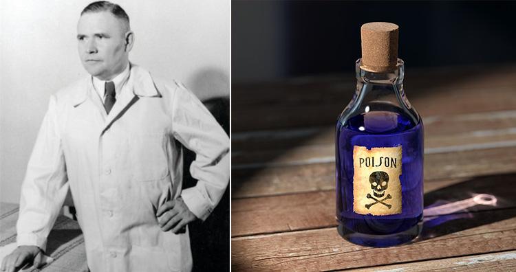 Gerhard Schrader, Toxic poison