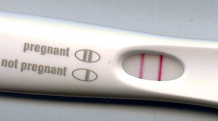 HCG Pregnancy Test Positive